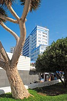Hotel in Puerto de la Cruz, Tenerife, Canary Islands, Spain