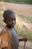 SOUTH SUDAN  Boy of Yei