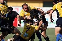 pablo canavosio and alvaro tejeda,parma 03_10_2008 ,overmach cariparma_arix viadana ,top ten italian rugby championship 2008/09 ,photo gianni nava/mar...