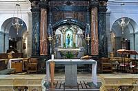 sacro monte, oropa sanctuary, biellese, piemonte, italy