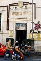 residenza paolo VI, vatican