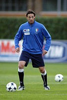 nicola legrottaglie,coverciano 18_11_2008,italy football team retreat,photo damiano fiorentini/markanews,