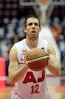 mason rocca,milan 16_11_2008,italian basket championship 2008_2009, serie a,milano aj olimpia milano_ngc cantù,photo andrea oldani/markanews