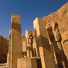 Deir Al Bahari, Temple of Hatshepsut, Ancient Thebes, Luxor, Egypt