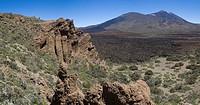 Spain, Europe, Tenerife, Parque Nacional, del Teide, national park, Pico del Teide, volcano, Canary islands, Landscape