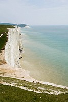 Sussex coastline