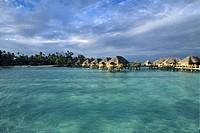 Overwater Bungalows, Bora Bora Pearl Beach Resort, Bora Bora, French Polynesia