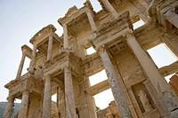 Library of Celcus, Ancient Ruins of Ephesus, Turkey