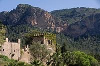 Son Pont Agroturismo Finca Hotel, Near Puigpunyent, Mallorca, Balearic Islands, Spain