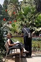Parc de la Ciutadella, El Born, Barcelona, Catalonia, Spain
