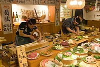 Traditional japanese restaurant, Tokyo, Japan