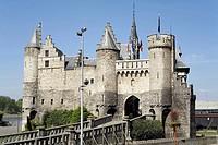 Castle Steen, Antwerp, Belgium