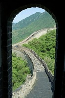 Great Wall of China, Mutianyu, Beijing, China