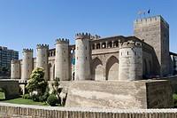 Aljaferªa Palace, Zaragoza.