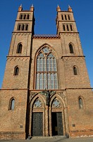 Friedrichwerdersch church, berlin, germany
