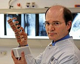 Professor Dr. Christian Kasperk, expert on Osteoporosis, University hospital, Heidelberg, Baden_Wuerttemberg, Germany