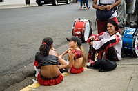 Local celebrations, Grecia, Central Highlands, Costa Rica, Central America