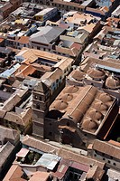 Rooftops, Potosi, Bolivia, South America