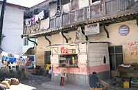 Old town, Mombasa, Kenya, East Africa, Africa