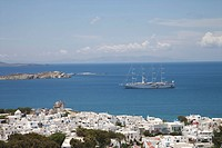 Greece Cyclades Islands Mykonos