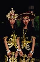Orang_Ulu tribal people, Borneo, Malaysia, Southeast Asia, Aisa