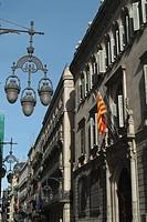 Barri Gotic, Barcelona, Catalonia, Spain, Europe