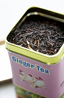 gingered tea