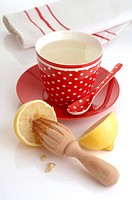 Hot lemon juice