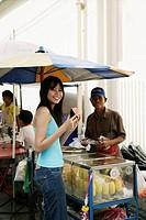 Thai woman, Bangkok, Thailand, Southeast Asia, Asia