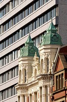 Belfast City Centre Architecture