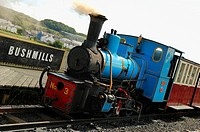 Bushmills narrow gauge railway, County Antrim Northern Ireland