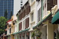 Boat Quay, Singapore, South East Asia