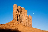 Rock formations, Monument Valley, Arizona, USA