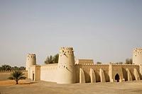 Al Ain UAE Al Jahli Fort in Al Ain