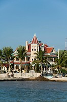Southernmost House Mansion Hotel and Museum, Key West, Florida, United States of America, North America