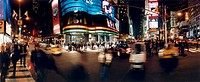 Kopia FOTO: Bengt Af Geijerstam COPYRIGHT BILDHUSET, Times Square In New York City At Night