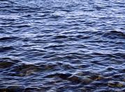 Vattenyta Och Vågor, Water Surface, Full Frame