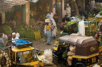 Auto Rikshaw, Kerala, India