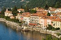 Cannero Riviera, Lake Maggiore Piedmont Piemonte, Italian Lakes, Italy, Europe