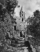 italia, campania, ravello, chiesa di santa martina, 1920_1930