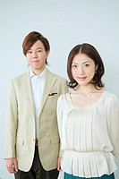 Japanese Couple Portrait
