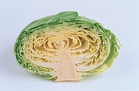 Half Of Cabbage