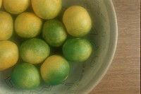 Bowl Of Mandarin Oranges (thumbnail)