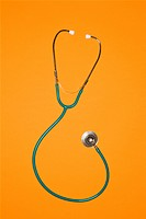 Still life shot of stethoscope