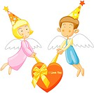People, heart, girl, boy, gift, event (thumbnail)