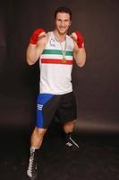roberto cammarelle boxer,photo paolo bona/markanews
