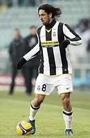 amauri,torino 11_1_2009 ,serie a football championship 2008_2009 ,juventus_siena 1_0 ,photo alex itria/markanews