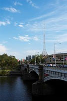Yarra River, Melbourne, Australia (thumbnail)