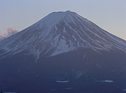 Mt. Fuji Of Twilight