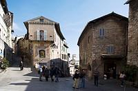 Assisi, Umbria, Italy, Europe